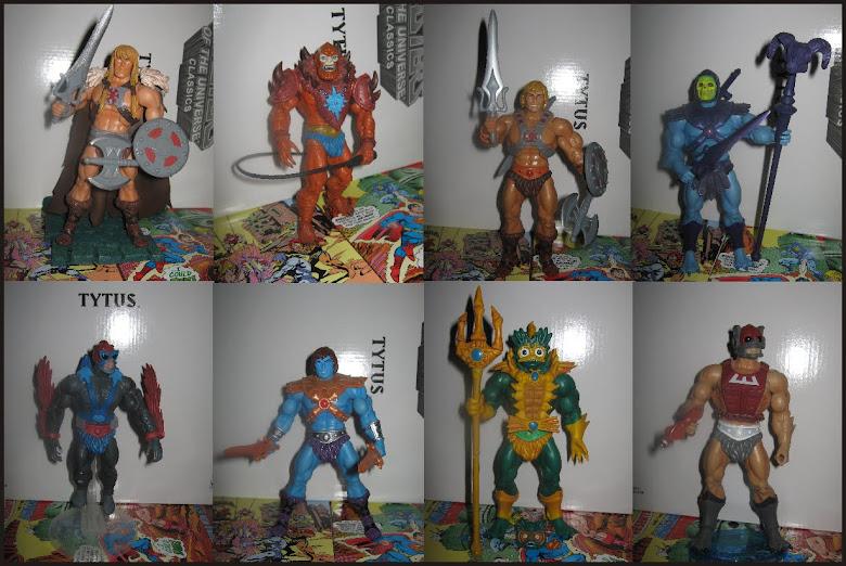 1ra parte: Desde el 2008... Todo comienza con King Grayskull...
