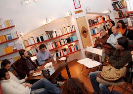 presentazioni ed eventi al piano inferiore