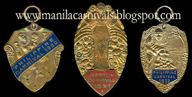 1922 Philippines MAGALLANES CARNIVAL MEDAL