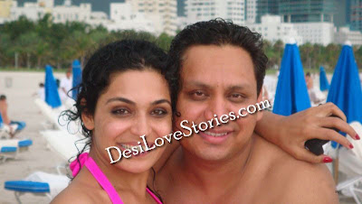 Meera in Bikini with Atiqur Rehman