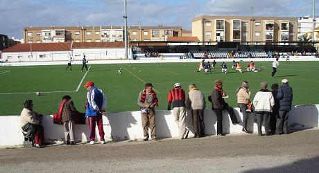 Geral do Estádio Pinto Barreiros