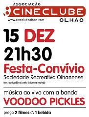Festa-Convívio com Voodoo Pickles