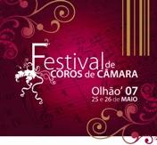 Festival de Coros de Câmara Olhão'07