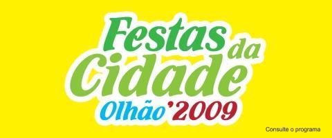 Festas da Cidade Olhão 2009 (clique para saber mais)