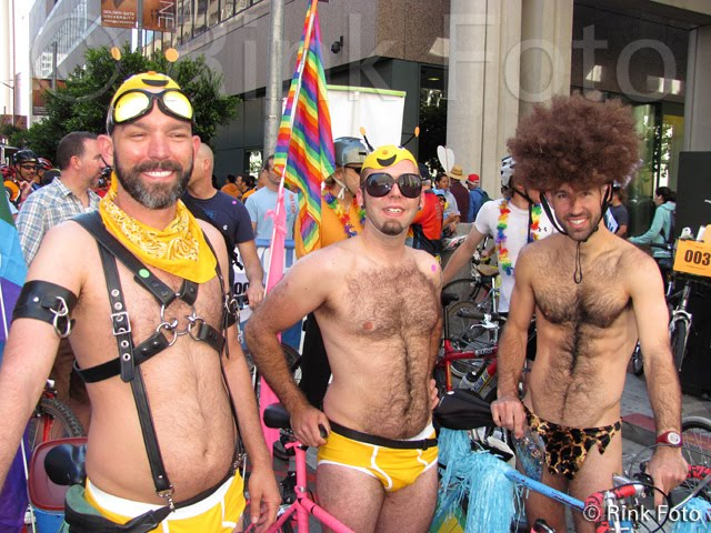The build-up to the annual San Francisco LGBT Pride Parade on June 27 was a ...