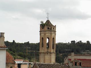 Vista del Campanar