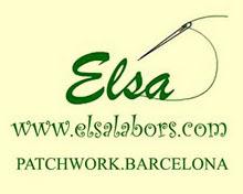 Elsa Labors Patchwork Barcelona