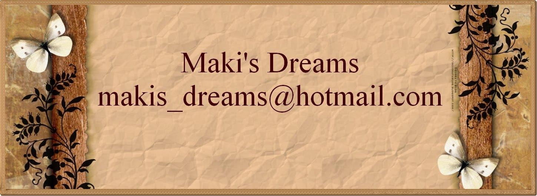 Maki's Dreams