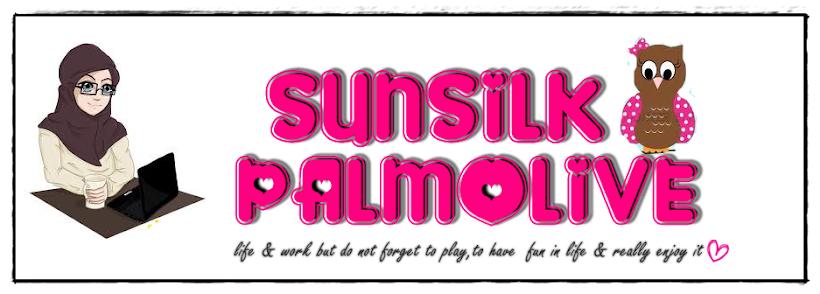 SUNSILK PALMOLIVE