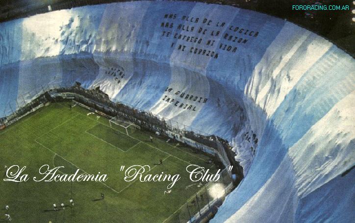 "La Academia ""Racing Club"""
