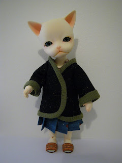 Pipos Baha Cat doll