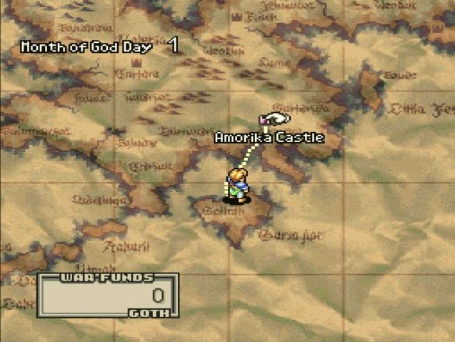 Atmospheric World Maps Topic rpgmakernet – Ff6 World Map Theme