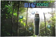 Bio Ozon Car Sterilizer ( Menyingkirkan agen pencemaran di dalam kereta
