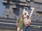 US Navy Veteran Harold Rarden and Wife Jeanne