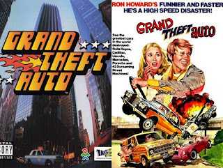 Grand theft auto фильм 1977