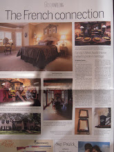 My home featured in Austin American Statesman