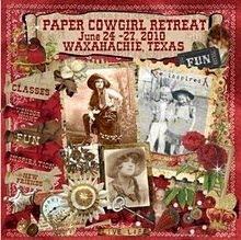 Paper Cowgirls Art Retreat
