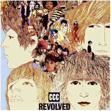 TOP 50 CLASSIC ROCK BANDS  07_revolver__s_mashed_up