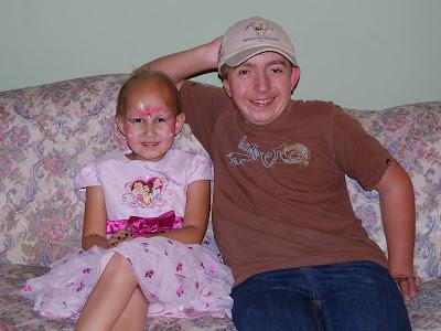 Regina and Steven November 2008