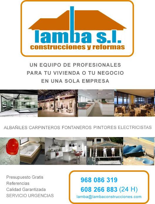 Lamba obras y reformas - Obras y reformas ...