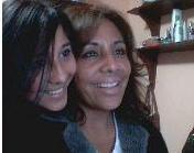 Con Mami..!