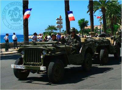 Liberation de la Corse