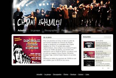 Chjami Aghjalesi chœur armée rouge