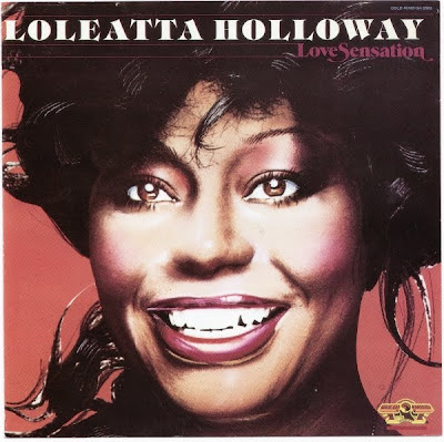 Cover Album of LOLEATTA HOLLOWAY - (1980) LOVE SENSATION