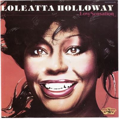 LOLEATTA HOLLOWAY - (1980) LOVE SENSATION