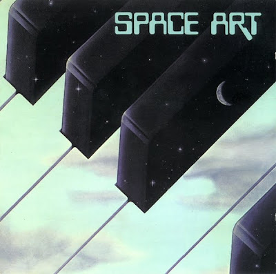 SPACE ART - (1977) ONYX (RE ISSUE 1998)