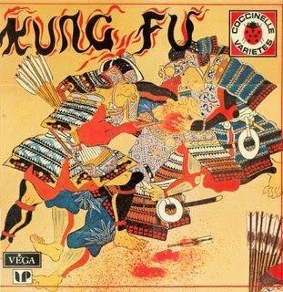 Cover Album of SUMOS, THE – (1974) KUNG FU