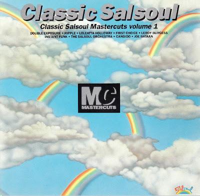 VA - (1993) MC CLASSIC SALSOUL MASTERCUTS (VOL.1)