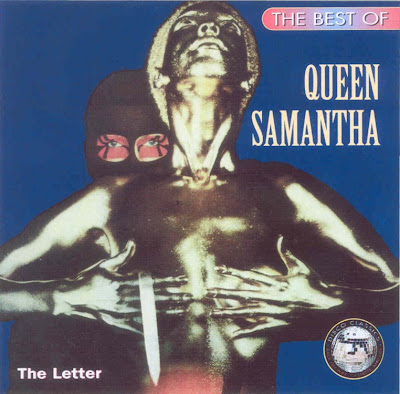 QUEEN SAMANTHA – (1994) THE BEST OF QUEEN SAMANTHA (CD)