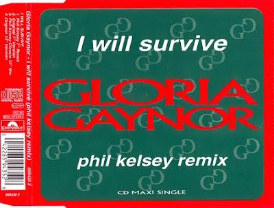 GLORIA GAYNOR - (1993) I WILL SURVIVE REMIX
