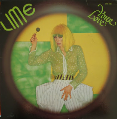 Cover Album of LIME – (1991) YOUR LOVE