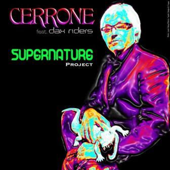 Cover Album of CERRONE – (2009) SUPERNATURE PROJEKT (FEAT DAX RIDER) EP