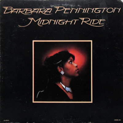 BARBARA PENNINGTON - (1978) MIDNIGHT RIDE