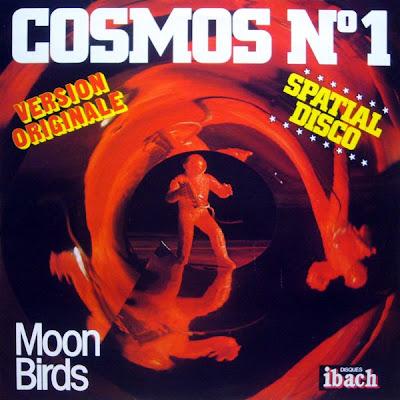 Cover Album of MOON BIRDS - (1977) COSMOS NO 1