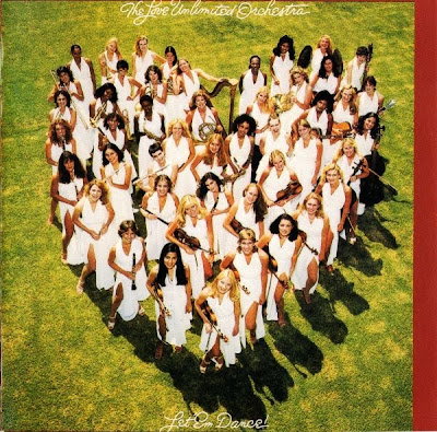 LOVE UNLIMITED ORCHESTRA, THE* - (1981) LET 'EM DANCE
