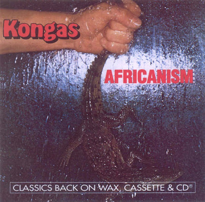 KONGAS - (1977) AFRICANISM