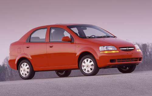 03 04 05 Chevrolet Aveo Factory Service Repair Manual 2003 2004 2005