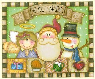Imagens de Natal para imprimir