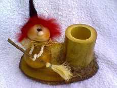 Lapicero Rustico