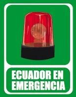 ¡ECUADOR EN EMERGENCIA!