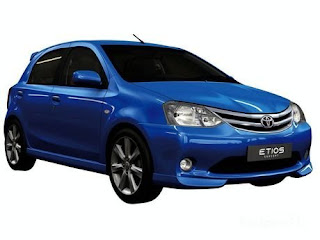 Warna Harga Spesifikasi Toyota Etios 3
