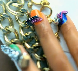 Nail Art The Beauty Of 3d Nail Art