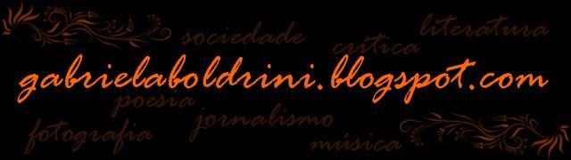 Gabriela Pandini Boldrini