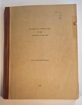 NASHE THESIS 1943