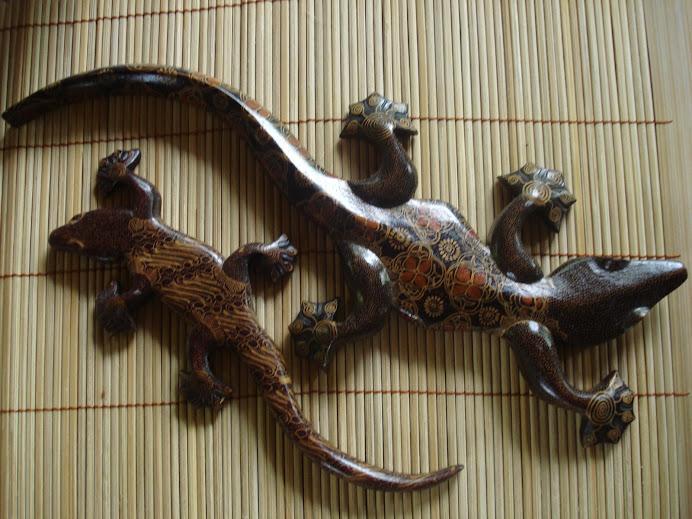 Tokek batik