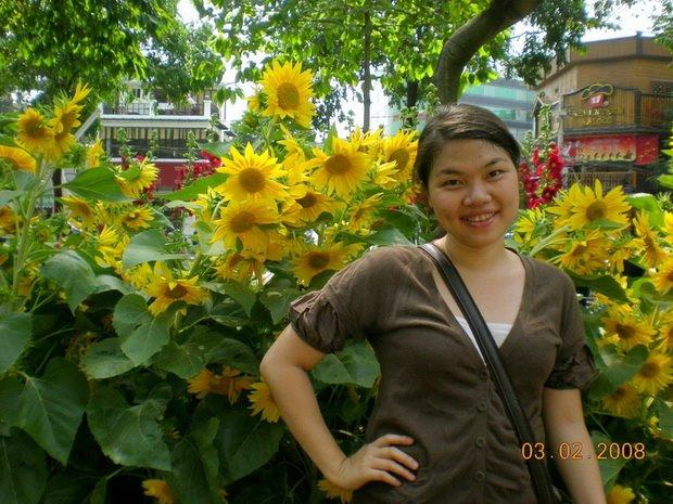 Con gai Dao Thi Huong Giang